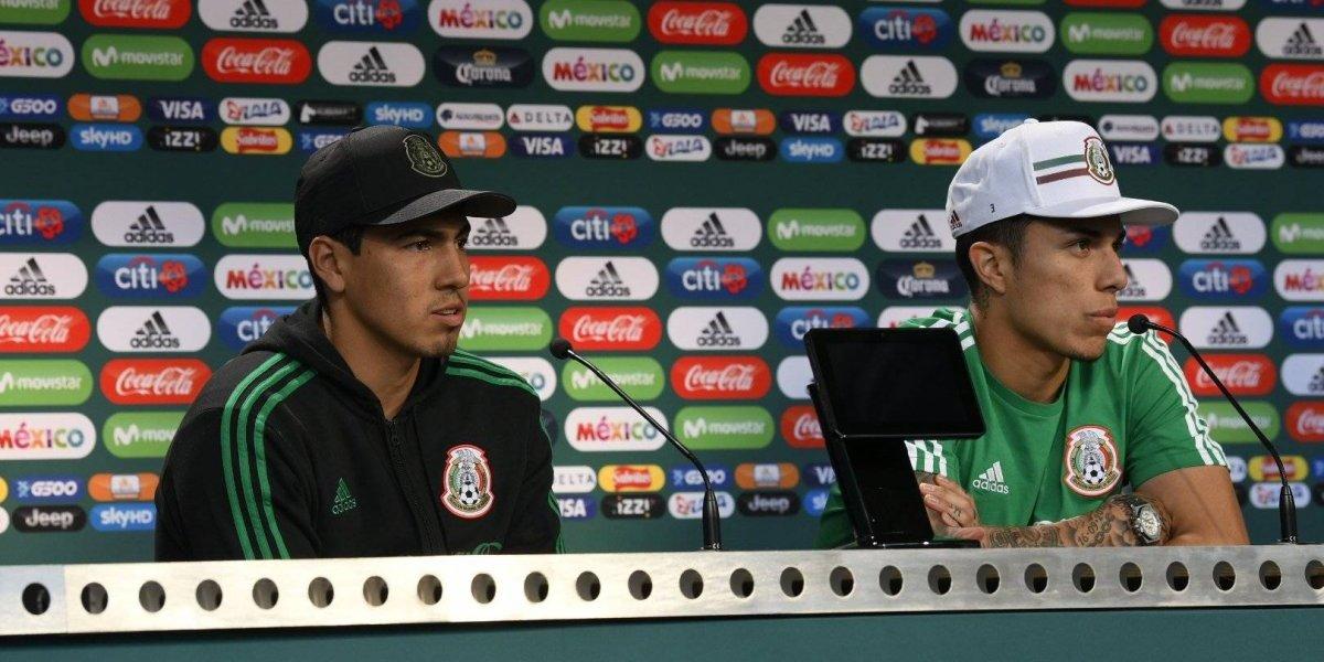 Alemania no es invencible: Carlos Salcedo
