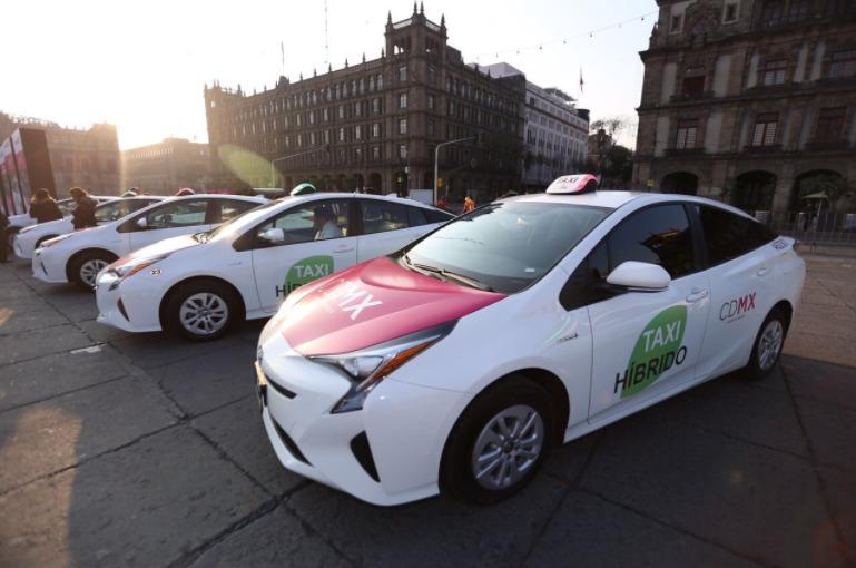 Nuevos Taxis
