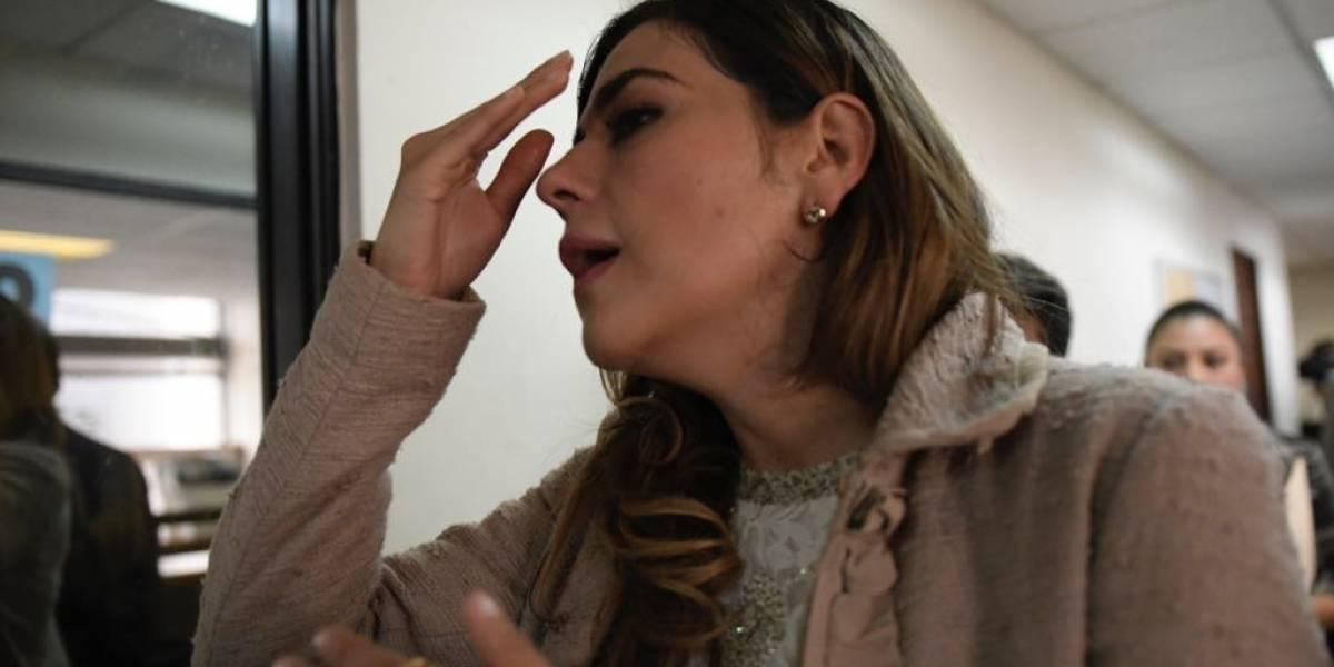 Estas son las penas que podría enfrentar el supuesto agresor de la diputada Patricia Sandoval