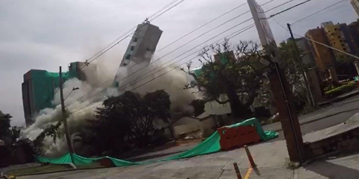 Propietarios del edificio Bernavento no deberán pagar el costo de la demolición