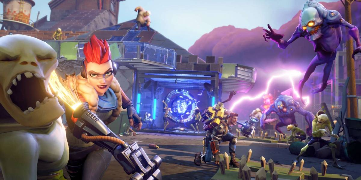 Battle Royale disponible desde hoy en Nintendo Switch — Fortnite