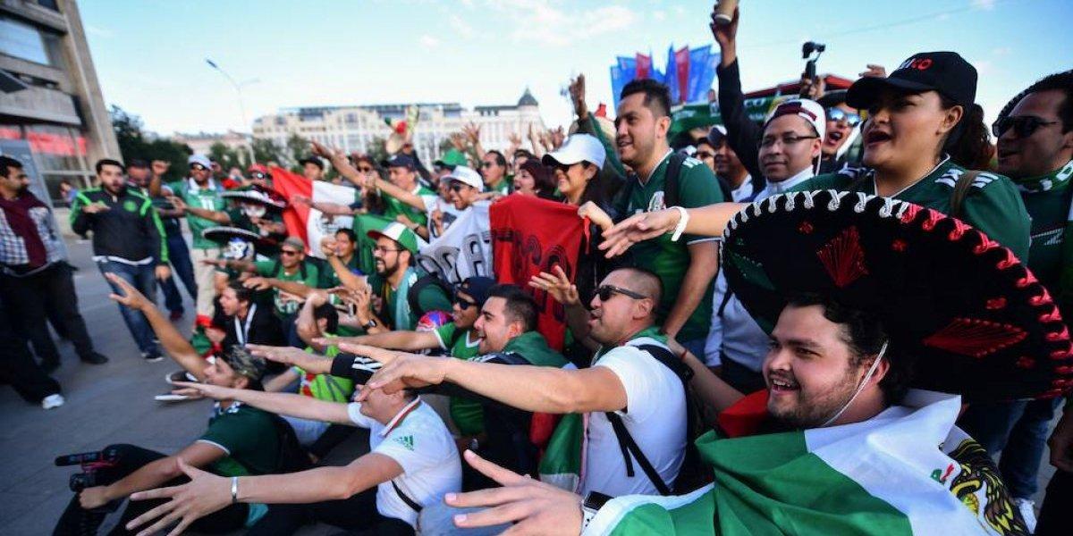 Mexicanos crean nueva porra inspirada en Zague