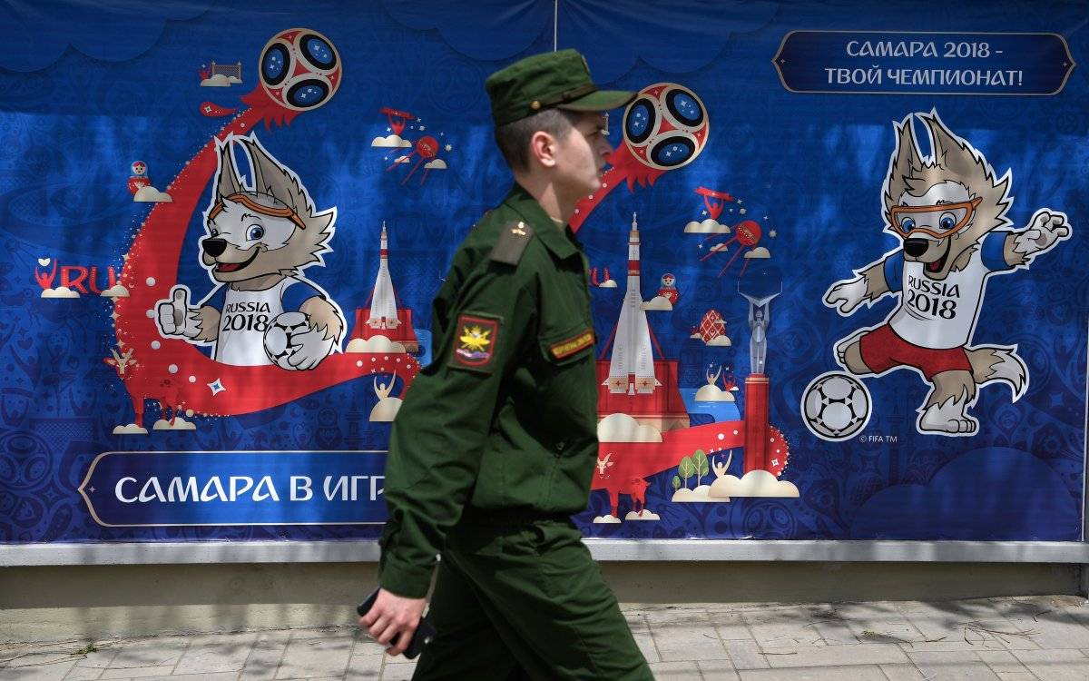 Mundial Rusia 2018