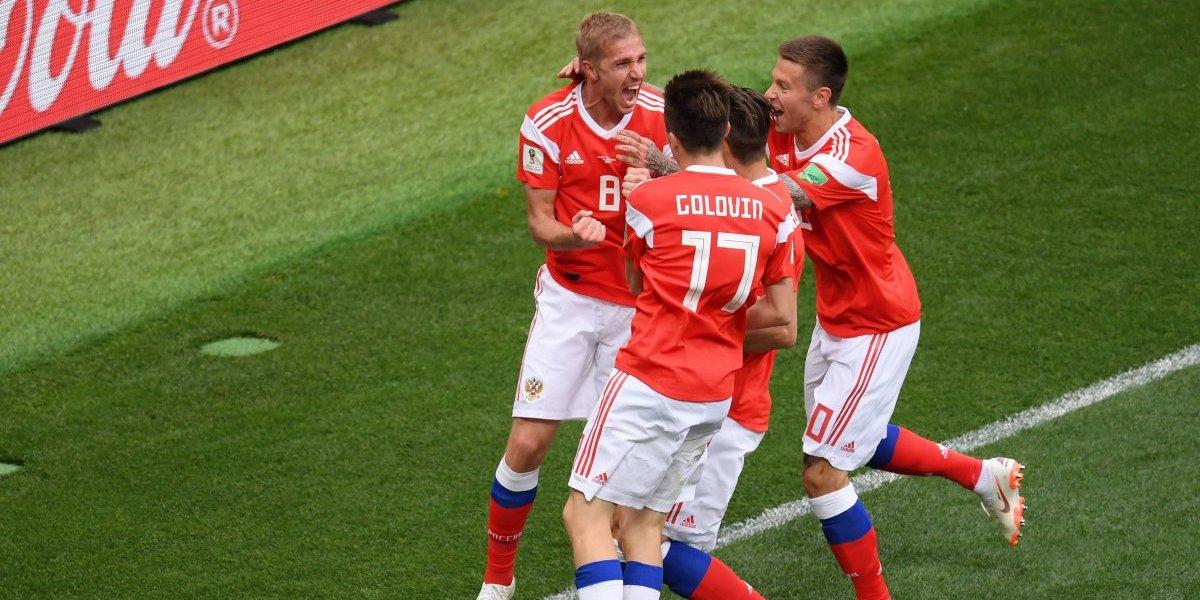 Así vivimos la goleada de Rusia ante Arabia Saudita en la inauguración del Mundial