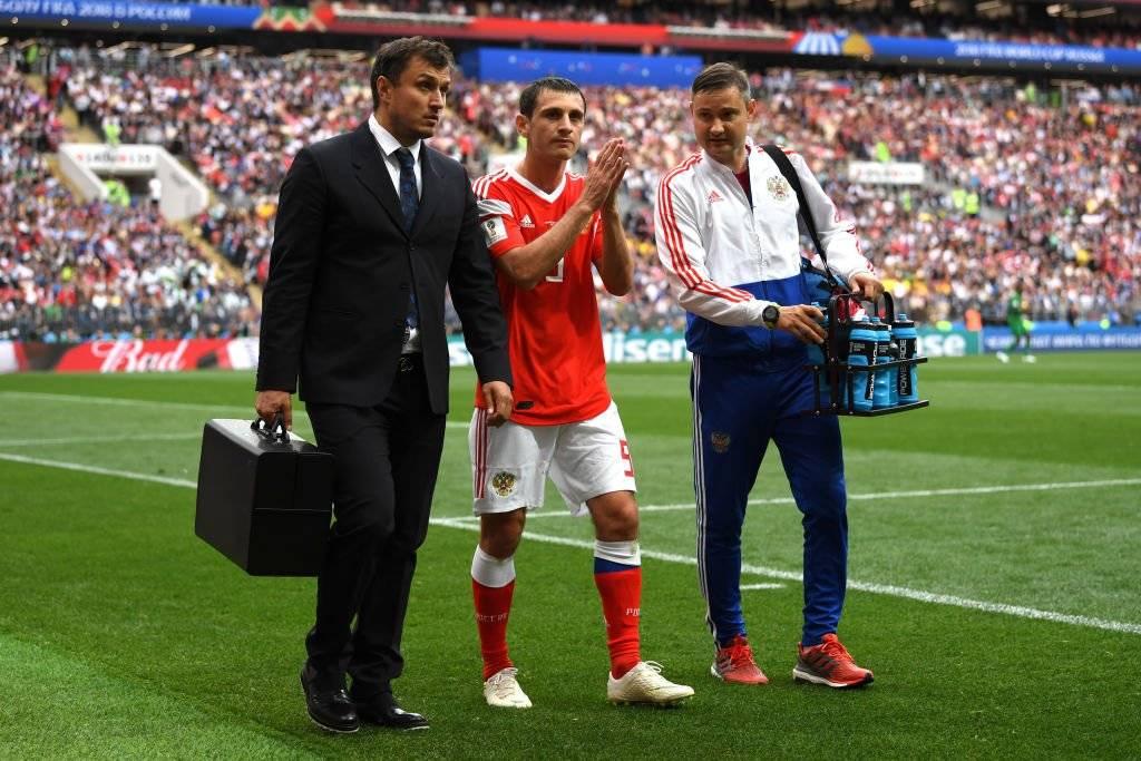 ¿Se despide del Mundial? / Foto: Getty Images