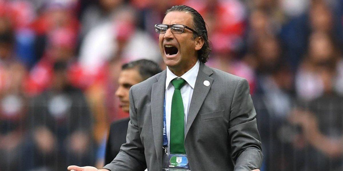 Juan Antonio Pizzi se molestó cuando pusieron en duda su continuidad en Arabia Saudita