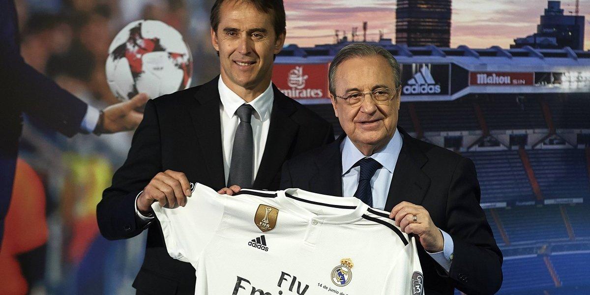 Real Madrid presenta oficialmente a Lopetegui como su nuevo DT