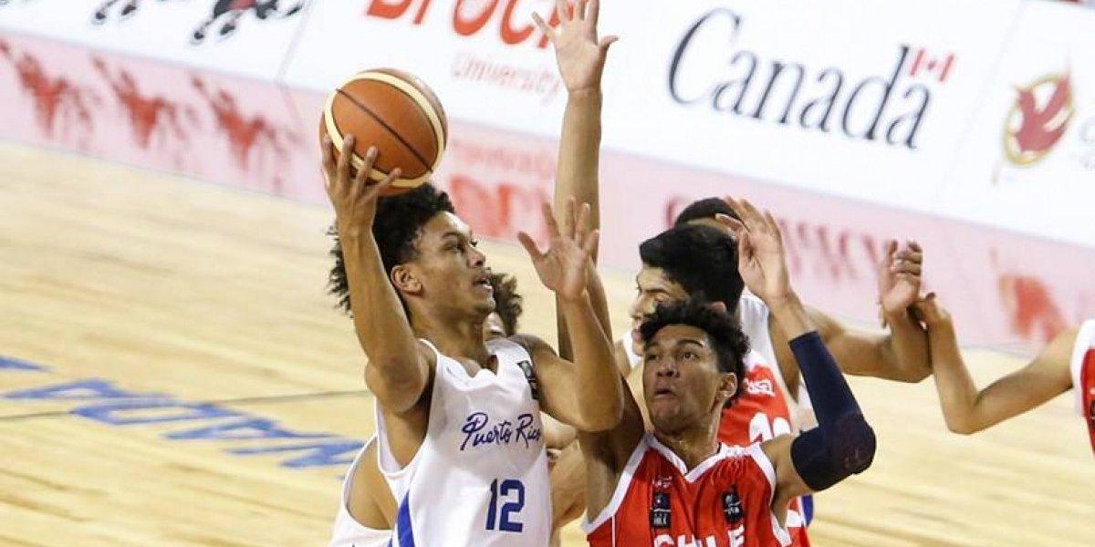 Puerto Rico poncha boleto al Mundial FIBA Sub-19