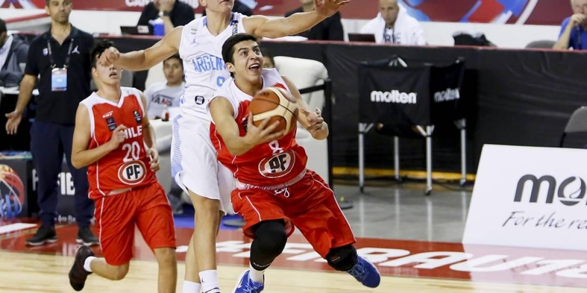 Chile perdió en dura lucha ante Puerto Rico y se despidió del Mundial Sub 19 de básquetbol