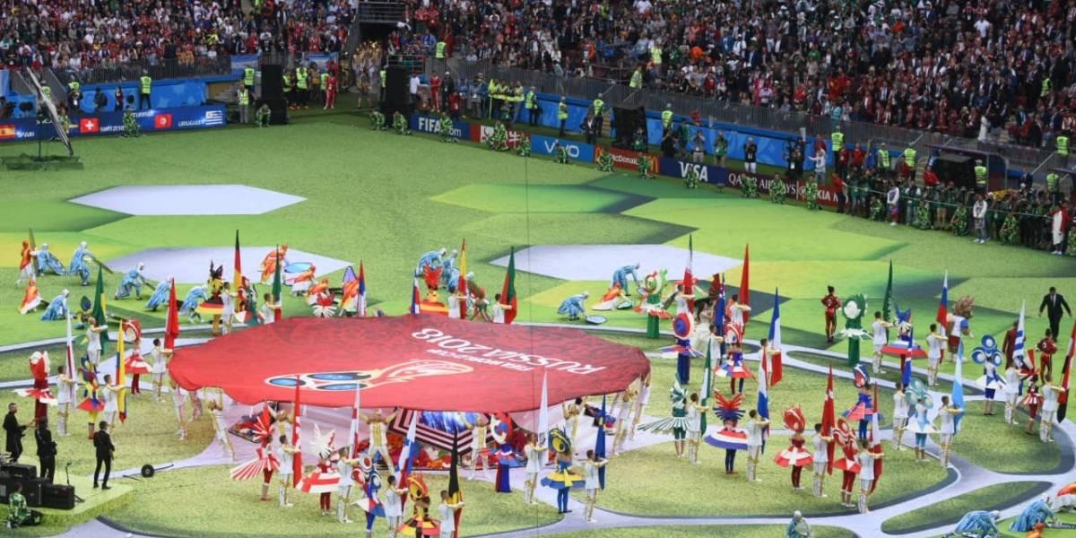 #PublinewsEnRusia ¡Así se vivió la emoción del inicio del Mundial para miles de latinoamericanos!