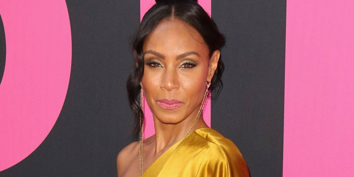 "Jada Pinkett Smith crea sensación con ""Red Table Talk"""