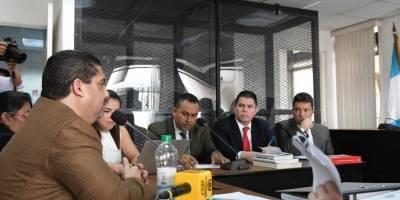 Juan Carlos Monzón en audiencia de extinción de dominio