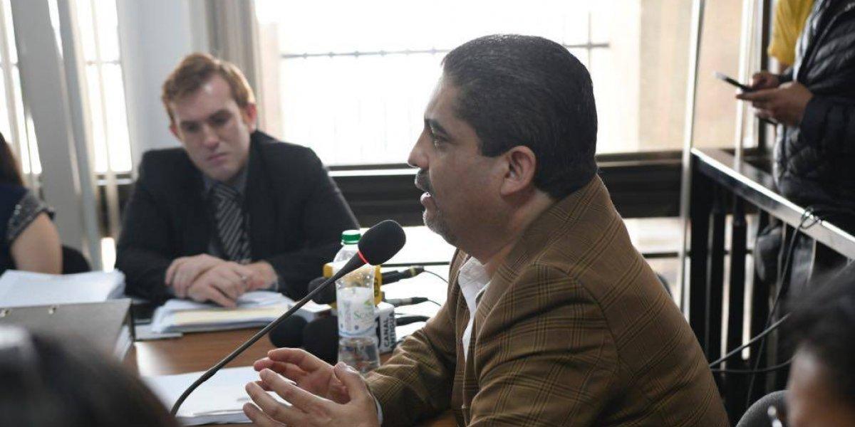 Fiscal da detalles de la colaboración de Monzón en casos de corrupción y su proceso  de liberación