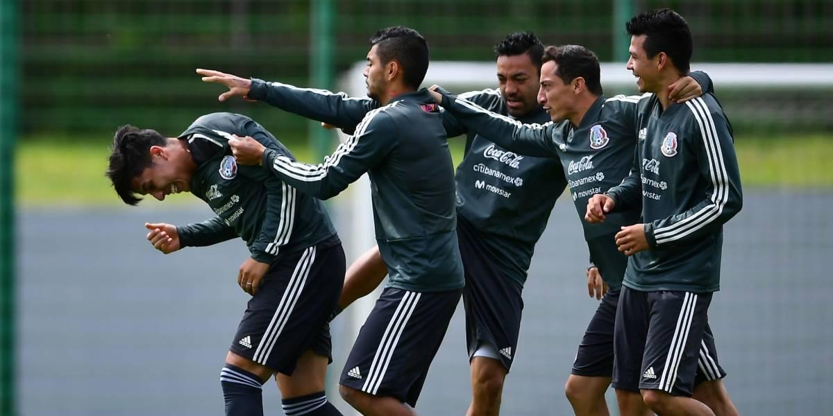 Jugadores del Tricolor están molestos con Femexfut