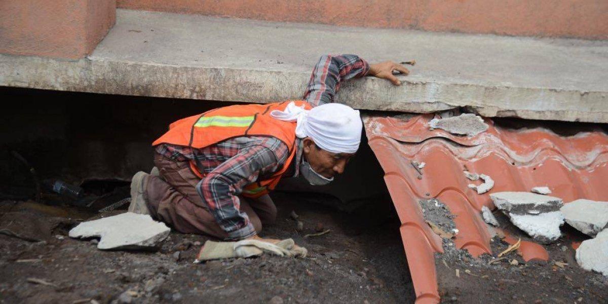 """""""Bones"""" ha localizado alrededor de 14 cuerpos en San Miguel Los Lotes, Escuintla"""