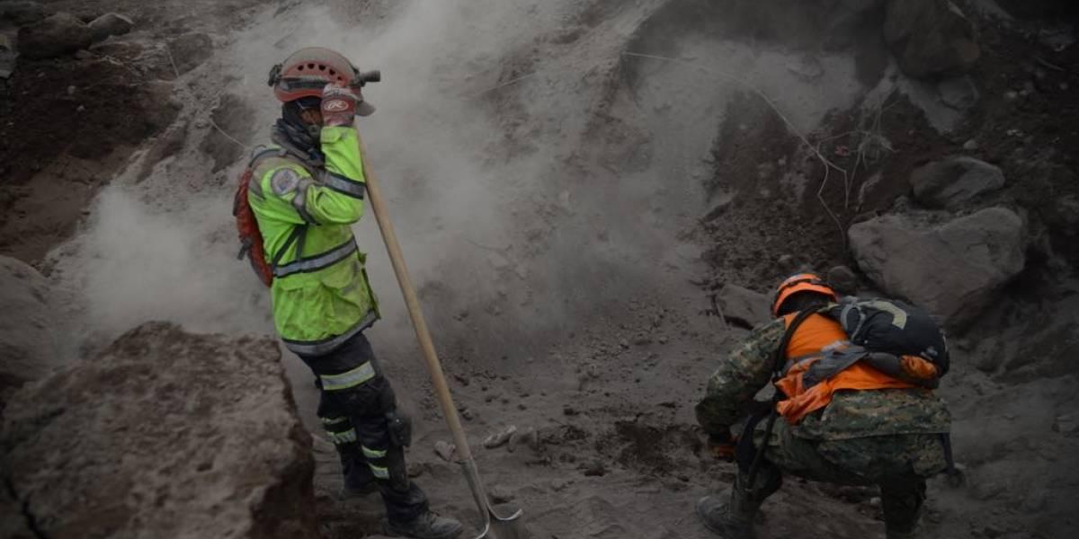 Gobierno amplía por treinta día más el Estado de Calamidad declarado por la erupción volcánica