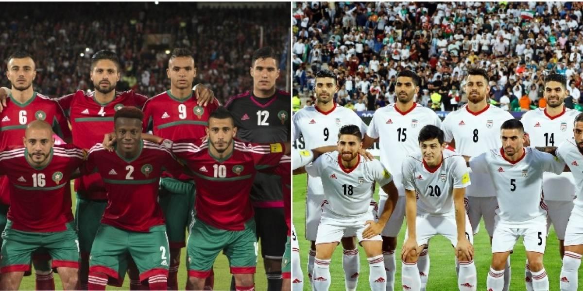 Marruecos vs. Irán: clásico musulmán en el grupo B