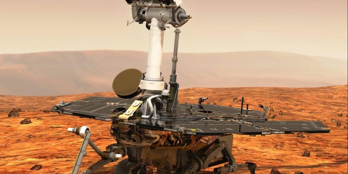 """Rover de la NASA en Marte pierde comunicación: """"Es como un ser querido en coma"""""""