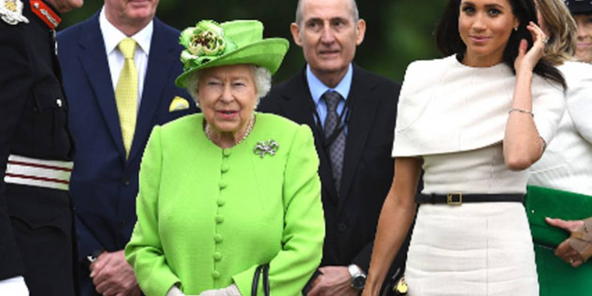 Este es el sobrenombre que utilizará Meghan Markle para referirse a la Reina ¡qué tierno!