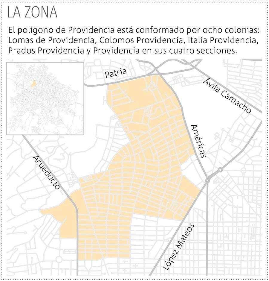 Crimen en Providencia sigue pese a operativos de la policía