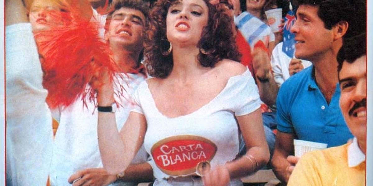 FOTOS. Así está hoy la mujer que acaparó las miradas en el Mundial México 86