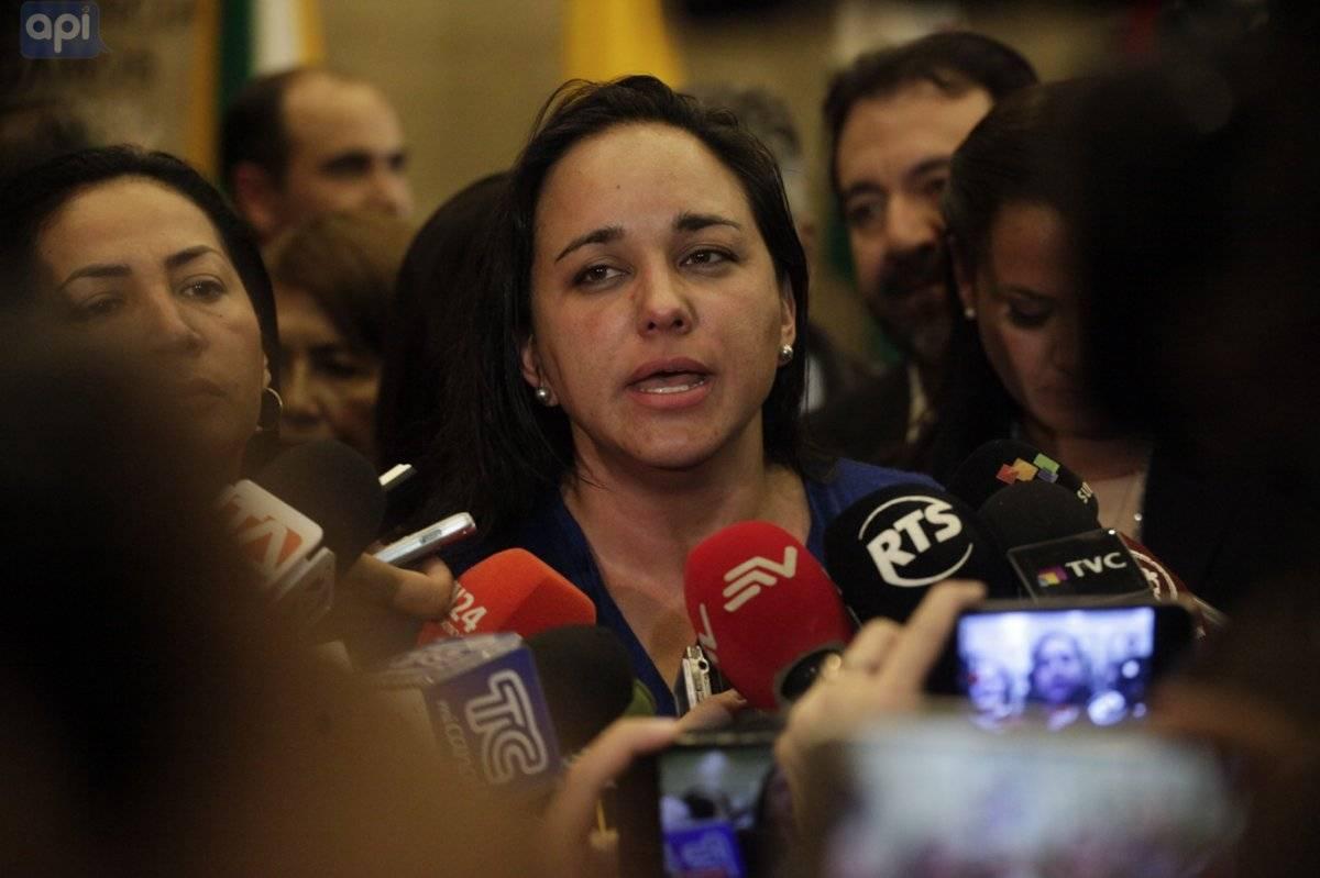 Asambleísta Gabriela Rivadeneira API