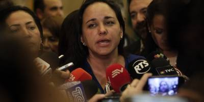 Asambleísta Gabriela Rivadeneira