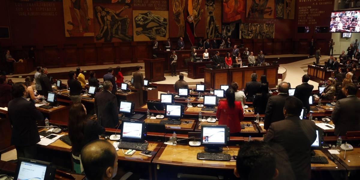 Asamblea Nacional declaró improcedente el pedido de la jueza Camacho