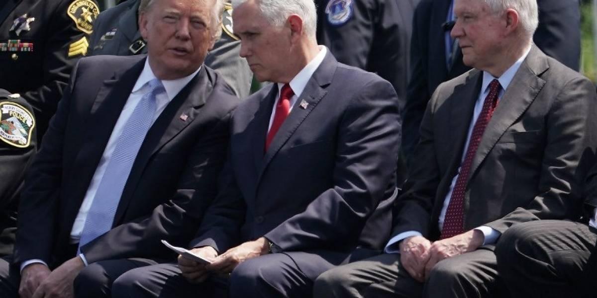 Vicepresidente de EE.UU., Mike Pence visitará Guatemala para reunirse con víctimas del volcán de Fuego