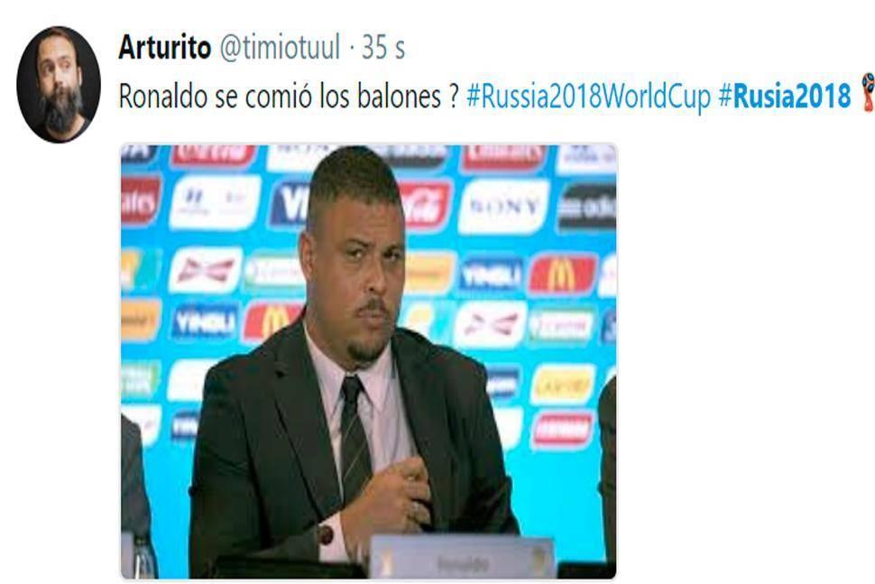 El Mundial de Rusia comenzó y estos fueron los memes que dejó la inauguración