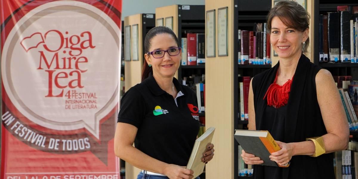 Juan José Millás y Leila Guerriero, las sorpresas internacionales del festival de literatura Oiga Mire Lea