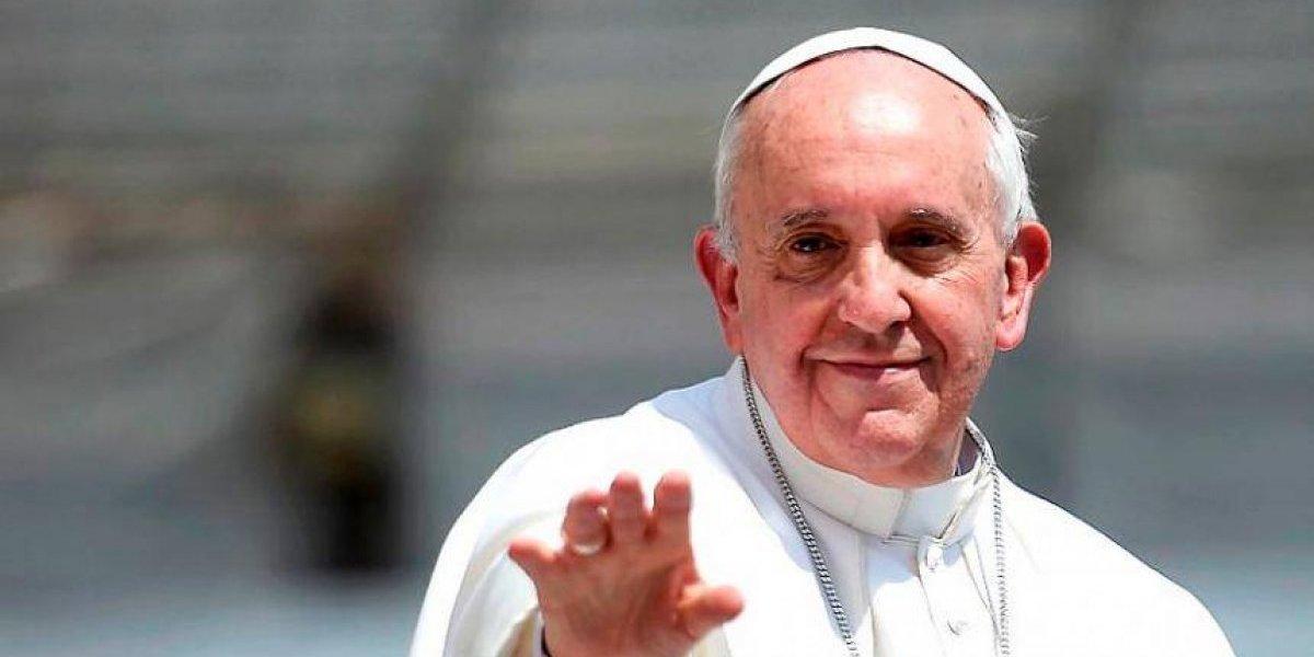 Papa Francisco envía donación para damnificados por el volcán de Fuego