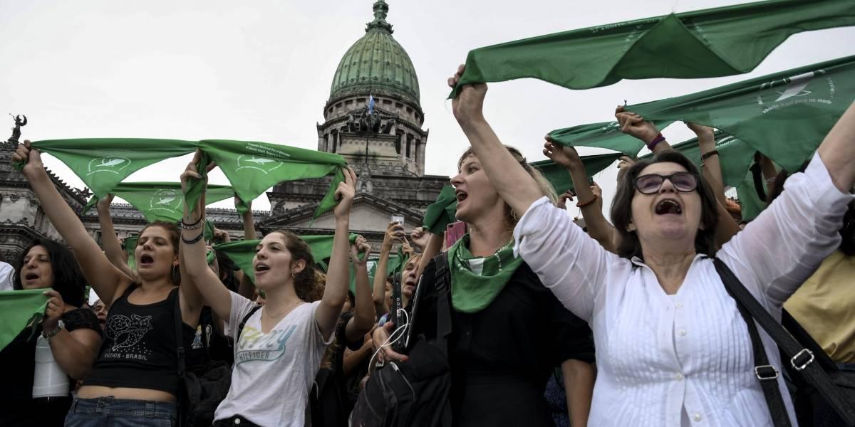 ¿Por qué las feministas argentinas escogieron el color verde en su lucha para despenalizar el aborto?