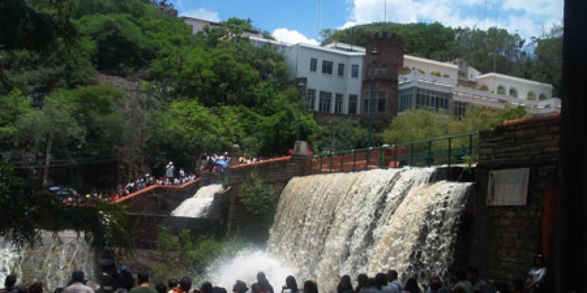 Lluvias se adelantan a fiestas de San Juan y Presa de la Olla en Guanajuato