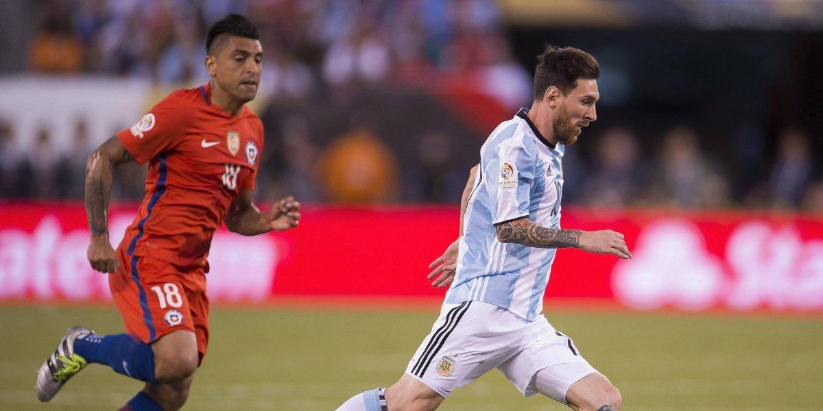 "Jara ningunea a Argentina: ""No la veo tan fuerte, no es suficiente que tengan a Messi"""