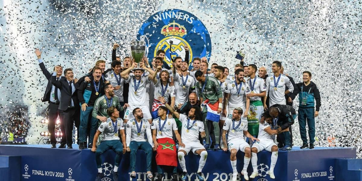 ¡El campeón viene a México! Real Madrid se medirá a La Franja en Puebla