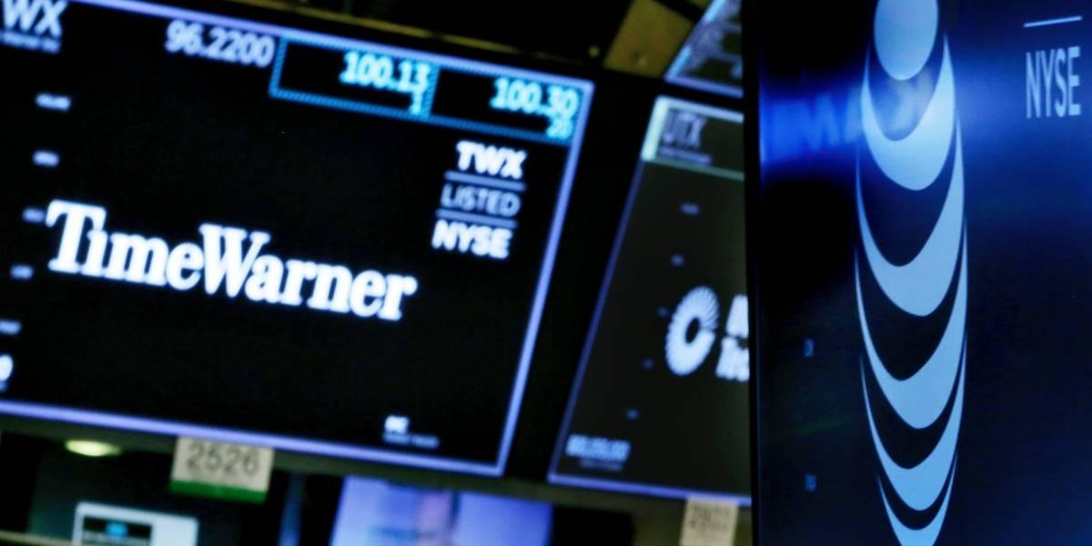 AT&T y Time Warner concretan su fusión