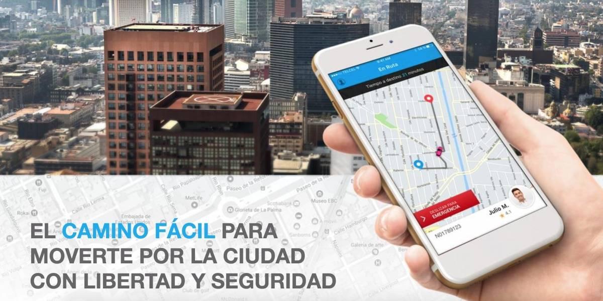 Los taxis en México ahora tendrán WiFi gratis y tabletas