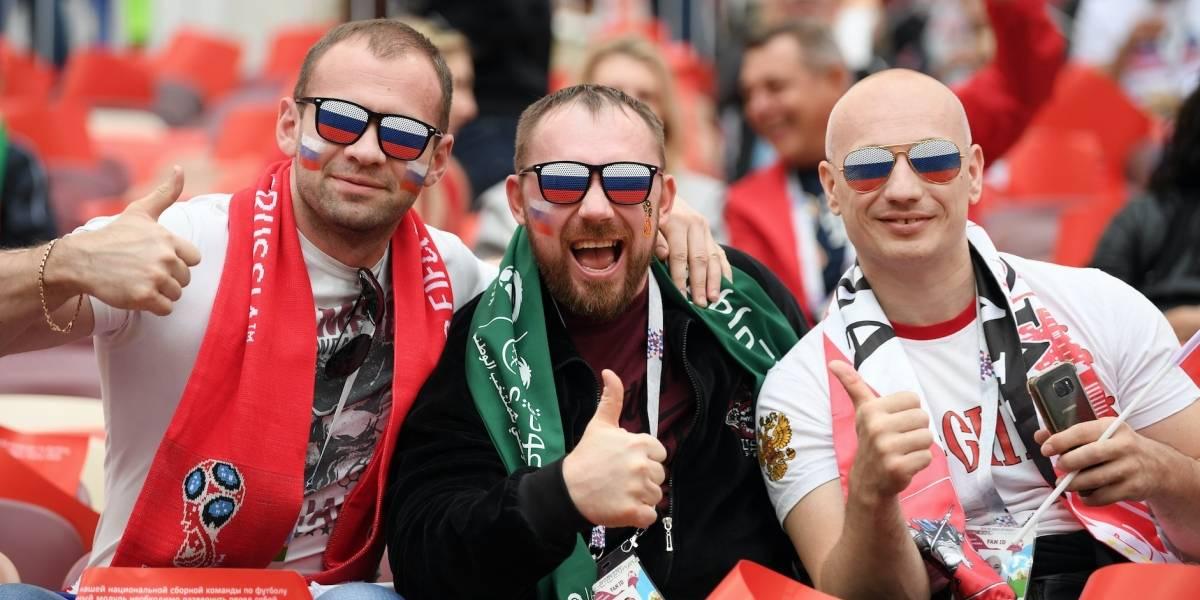 VIDEO: 'Culpable o no' suena en el Mundial de Rusia 2018