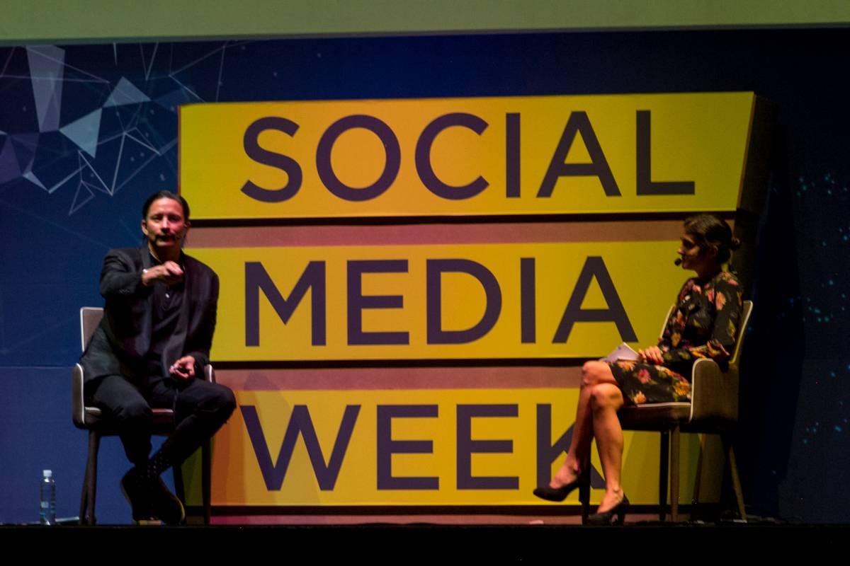 Así se vivió la Social Media Week en su último día5