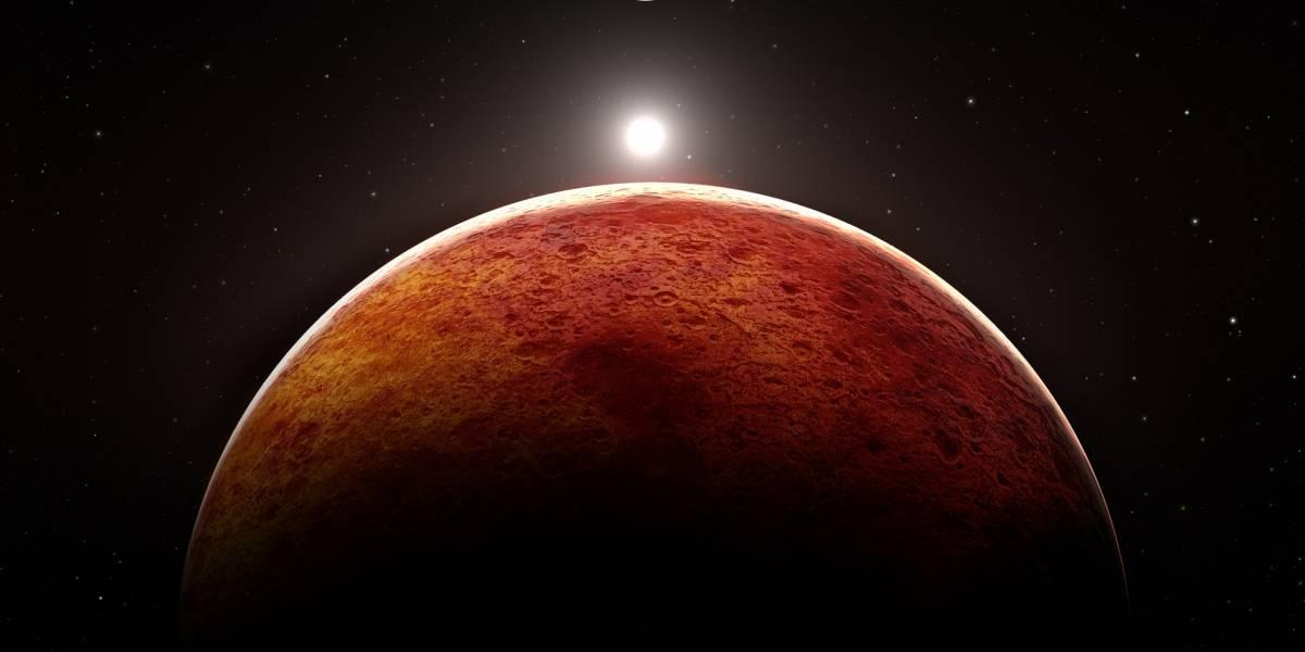 Si te lo pierdes tendrás que esperar más de 260 años: esta noche Marte estará en su punto más cercano a la Tierra