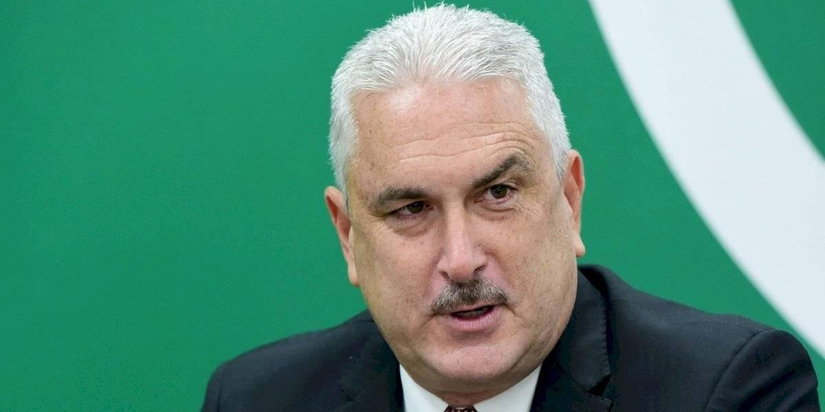 Sindicato de bomberos pide a Rivera Schatz como Secretario de Estado