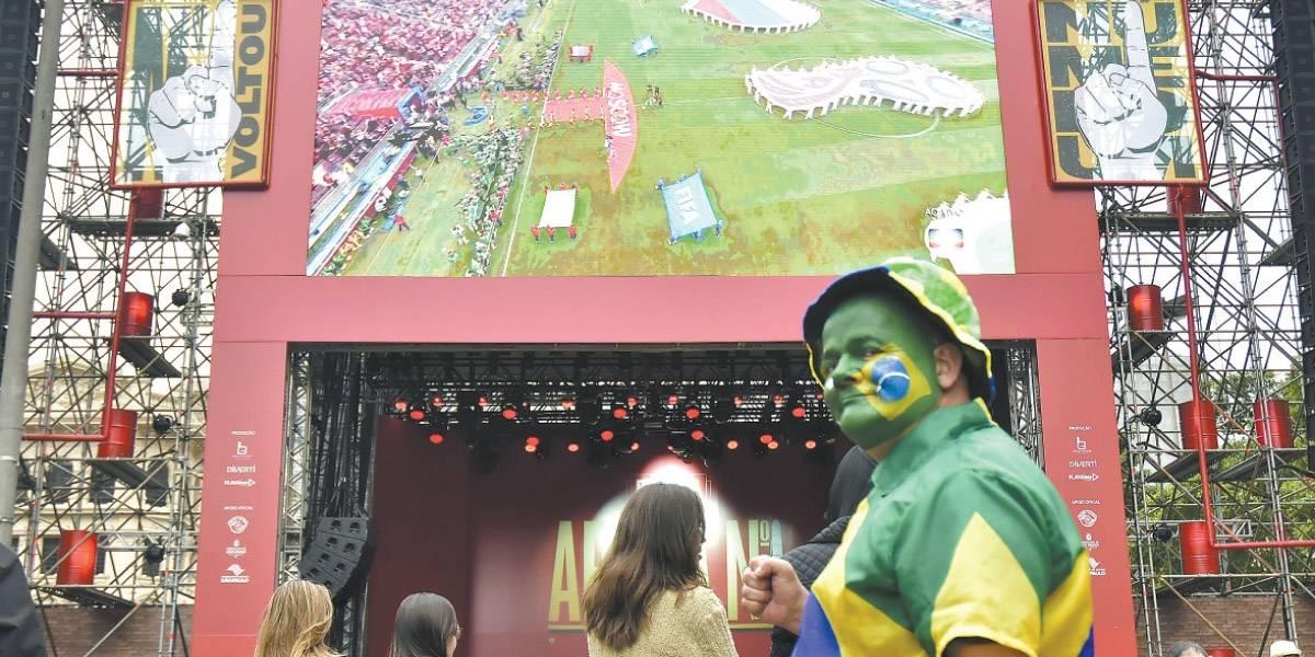 Onde assistir ao jogo do Brasil? Na estreia da Seleção, SP tem programação especial
