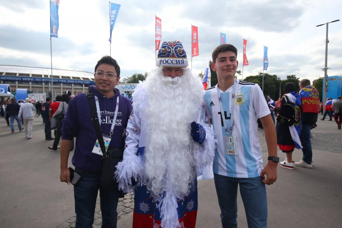 fans rusia 2018