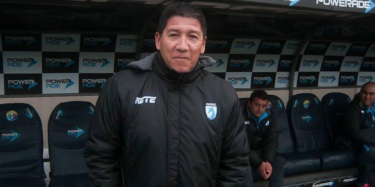 Pillo al rescate: Jaime Vera asume la banca de Curicó tras la salida de Luis Marcoleta