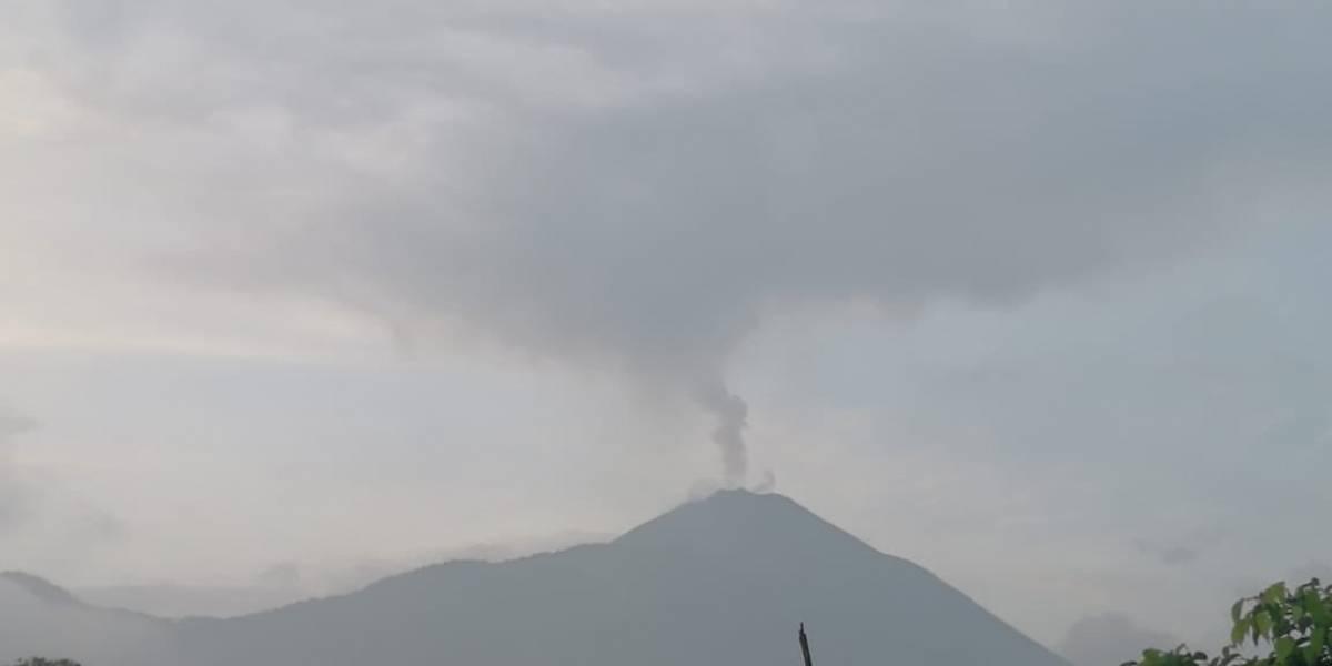 Conred levanta restricción a visitas turísticas al volcán de Pacaya