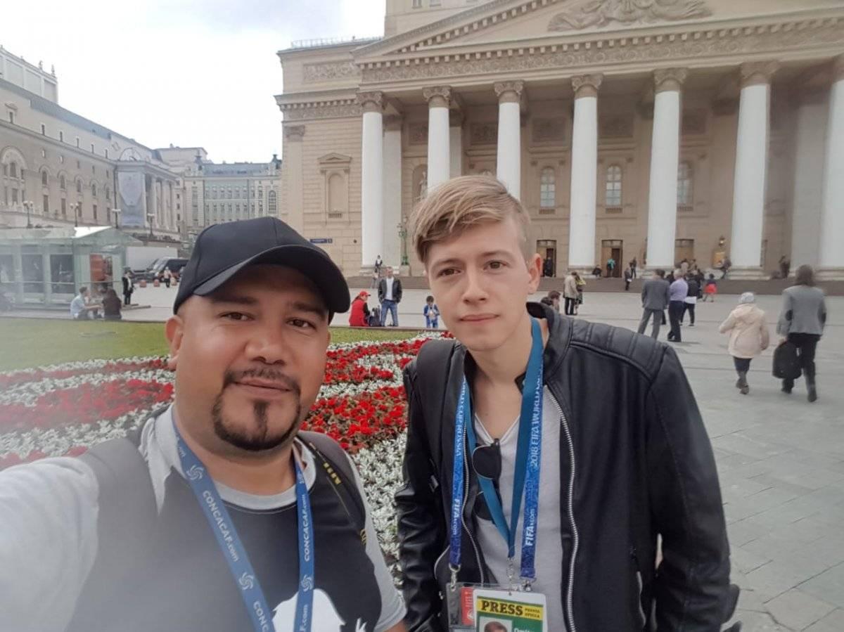 Douglas Suruy, enviado especial de Publinews, hizo junto con Dmitriy Belyaev, enviado especial de Publinews Internacional, un recorrido por las principales calles de Moscú. |DOUGLAS SURUY