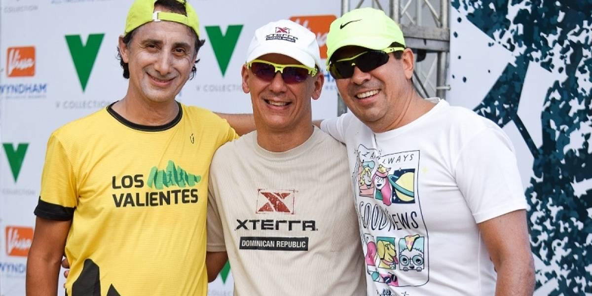 #TeVimosEn: Celebran con gran éxito Xterra Samaná en playa Cosón