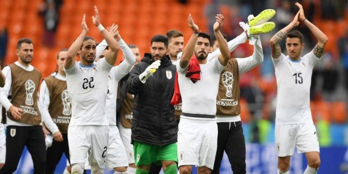 Estos son los jugadores que robaron suspiros en el partido entre Egipto y Uruguay