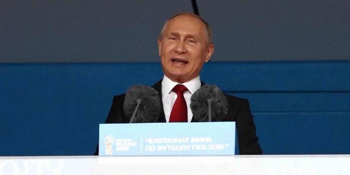 Copa do Mundo 2018: Como o futebol pode ajudar Putin a melhorar imagem da Rússia